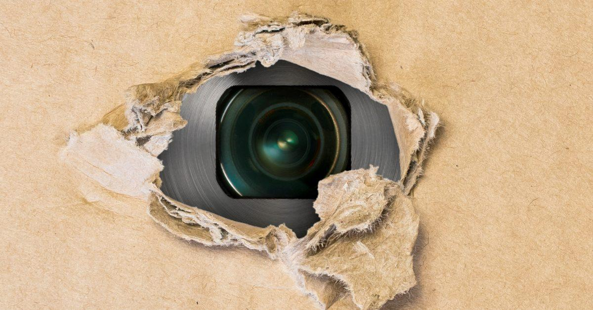 Как найти скрытую камеру видеонаблюдения своим телефоном