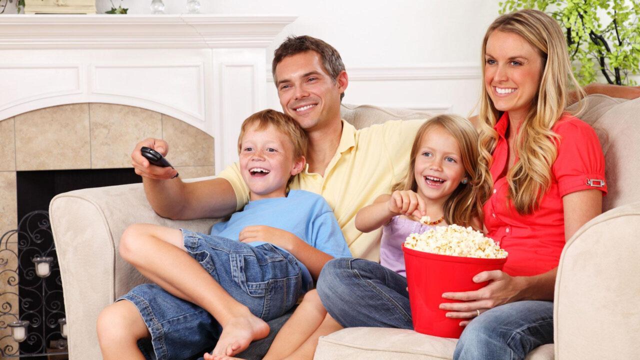 Какие фильмы посмотреть с детьми на каникулах