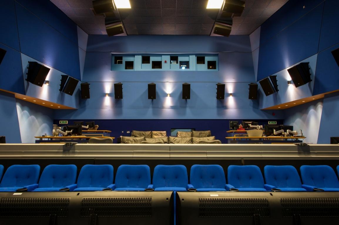 что такое Dolby Atmos в кинотеатре