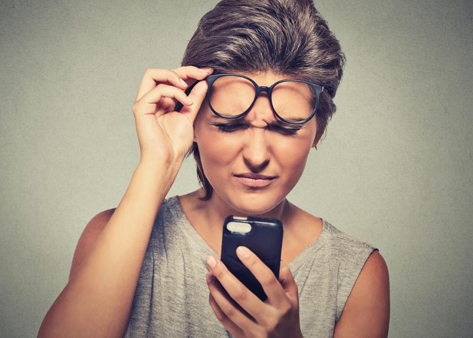 Рейтинг смартфонов, которые не портят зрение