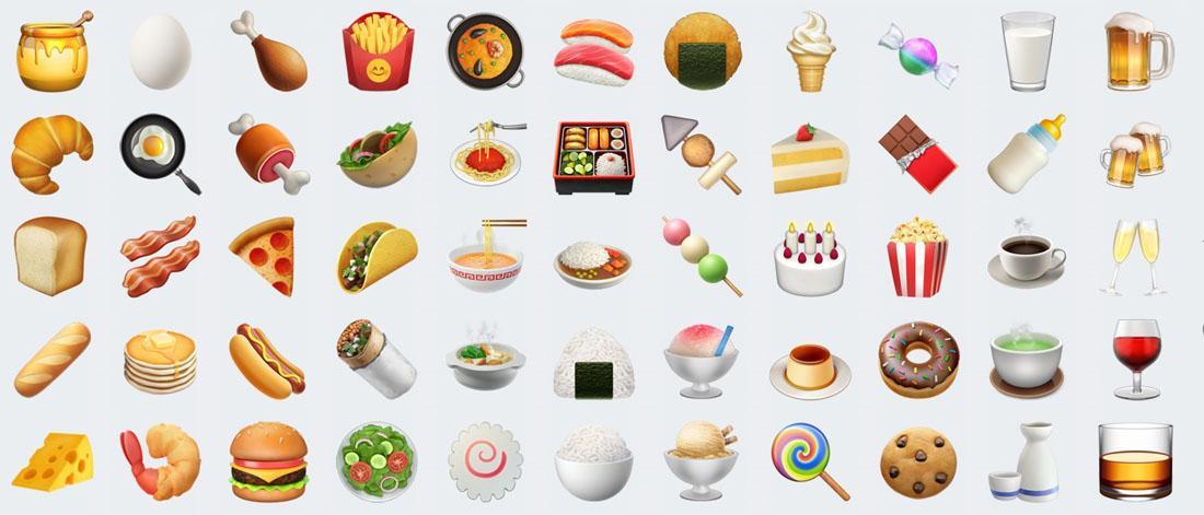 Иллюстрация на тему Значение смайликов в WhatsApp: популярные эмодзи и их использование
