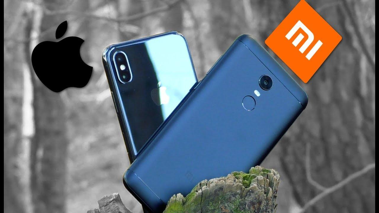 Что лучше – Айфон или Xiaomi
