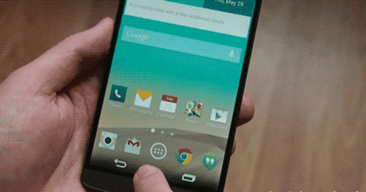 Как сделать скриншот на телефоне ЛДжи