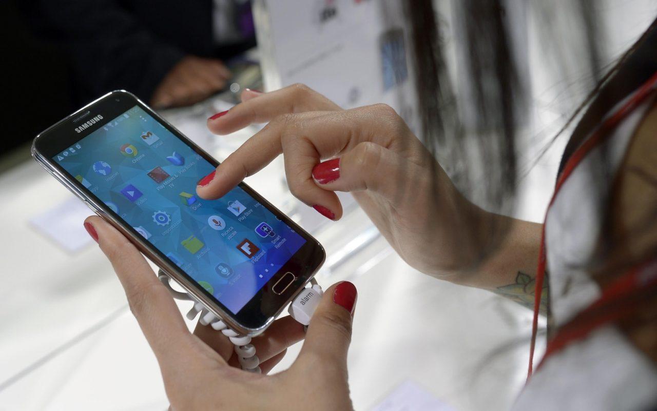 Как отформатировать телефон Самсунг