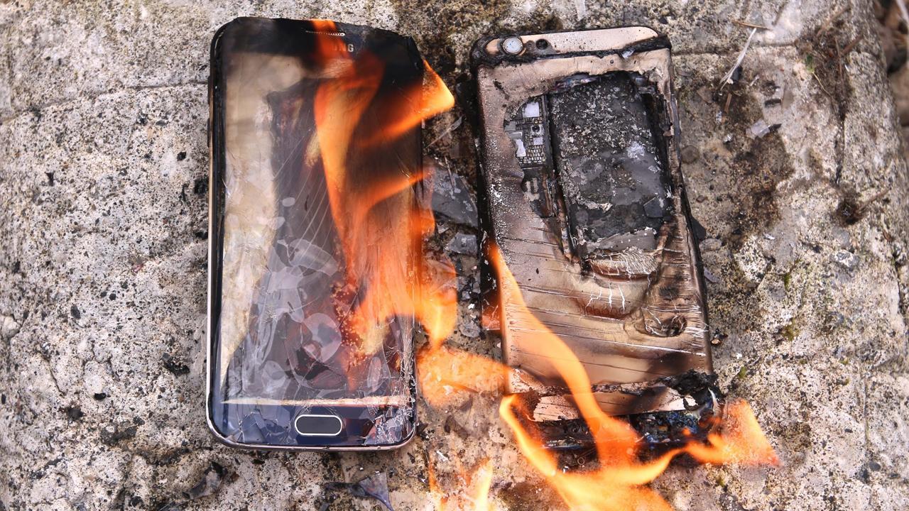 Что делать, если горит телефон