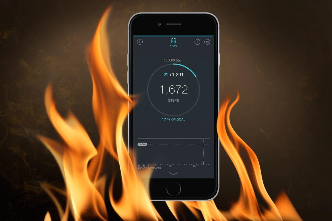 Почему Айфон нагревается и быстро разряжается