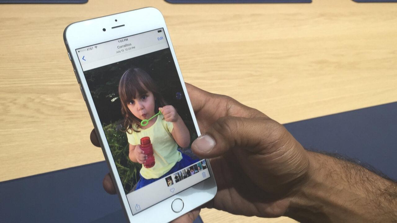 Как сделать живое фото на Айфон
