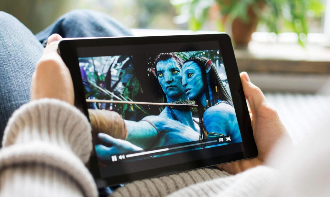 Как смотреть фильмы на iPad