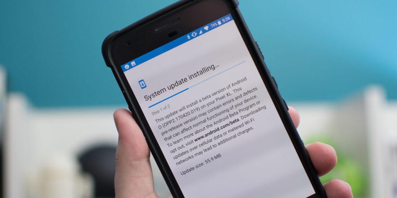 Слетела прошивка на Андроиде — что делать