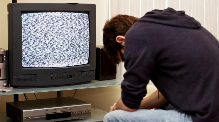 Перестал показывать телевизор