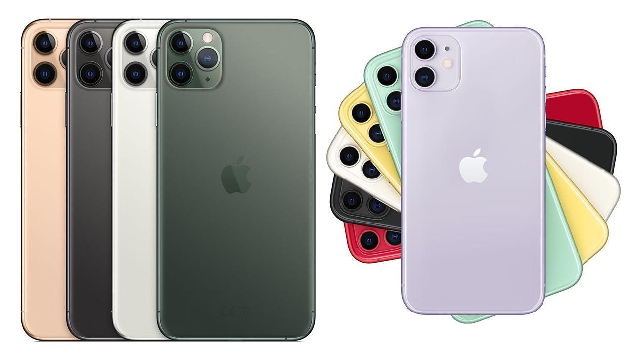 Что входит в комплект Айфон 11