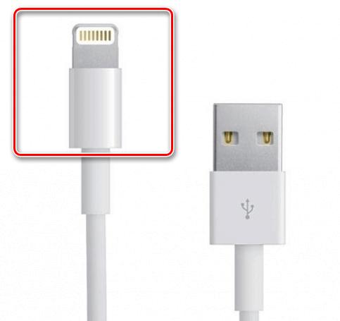 Подключение Айфона к компьютеру через USB