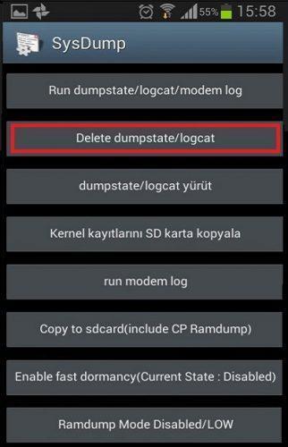 Как почистить память телефона Самсунг