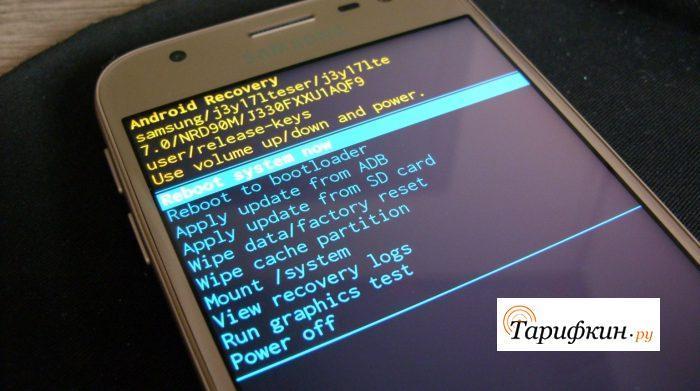 Восстанавливаем Андроид без доступа Root