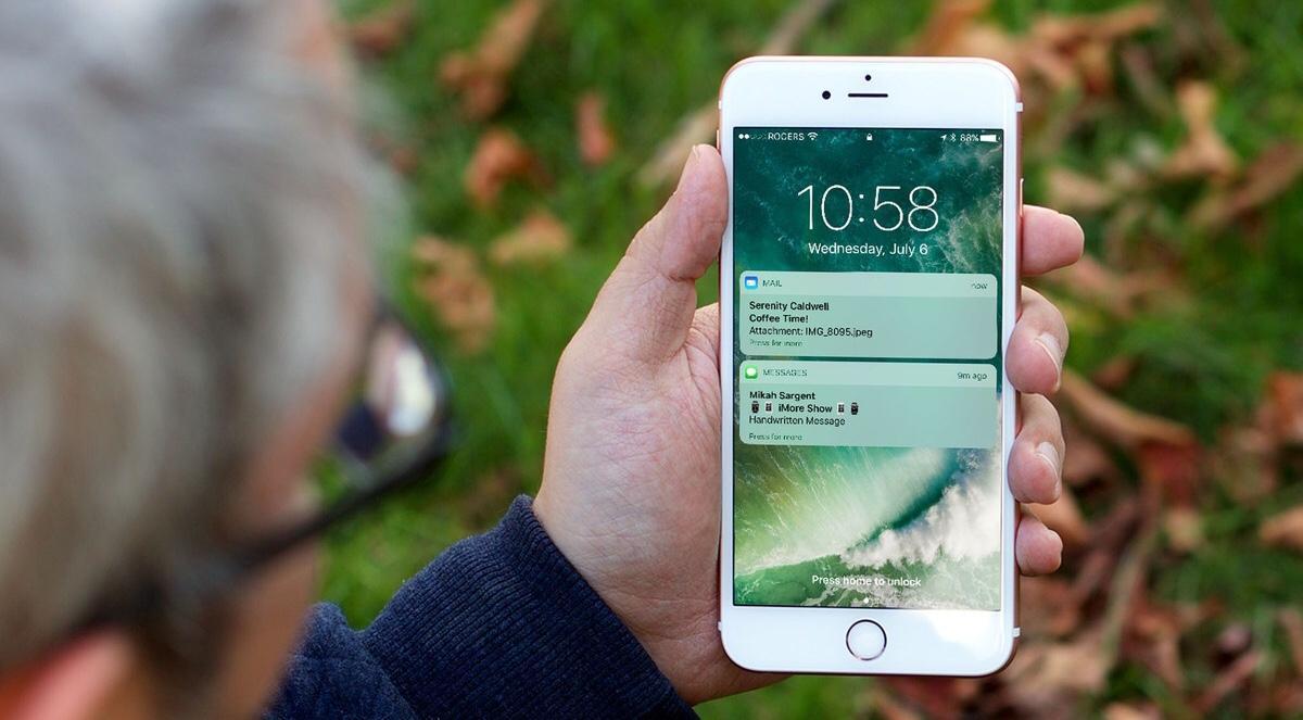 Как выключить уведомления на Айфоне