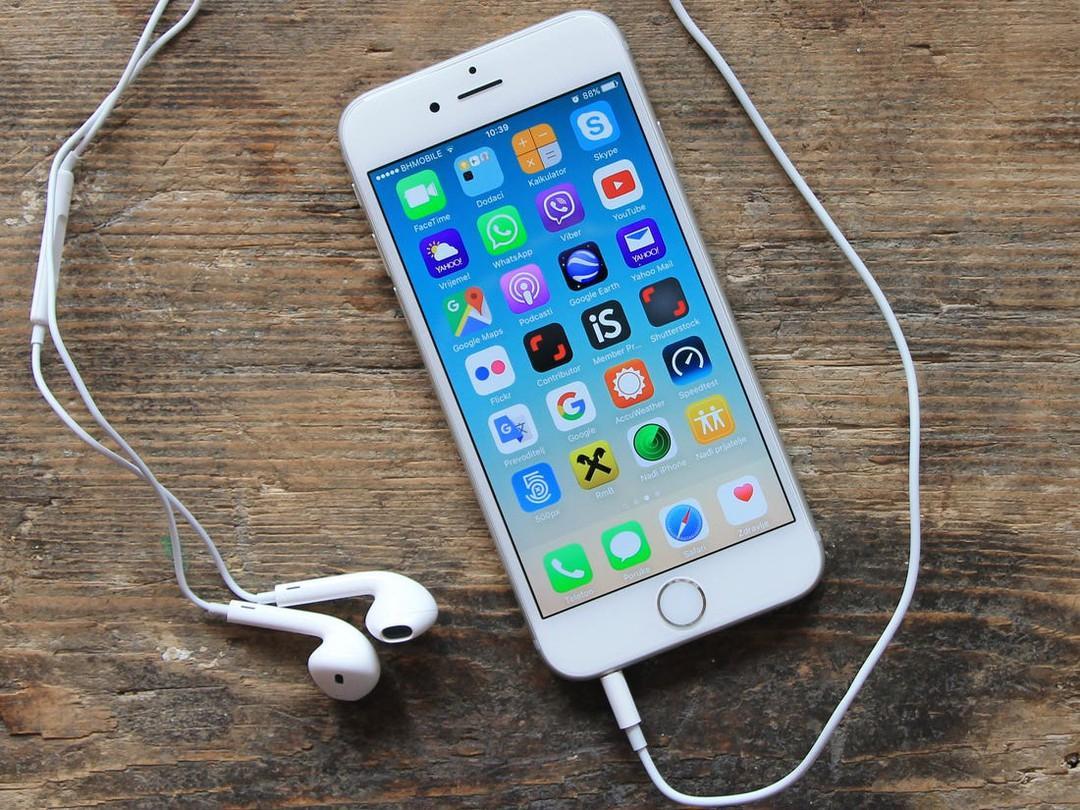 Как включить радио на Айфоне