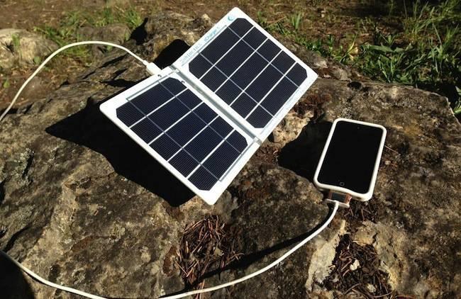 """Картинки по запросу """"зарядка айфон через солнечные батареи"""""""