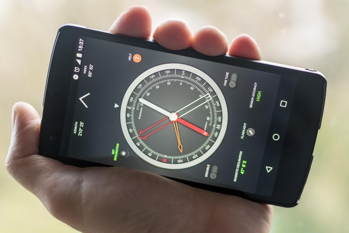 Как скачать компас на телефон бесплатно