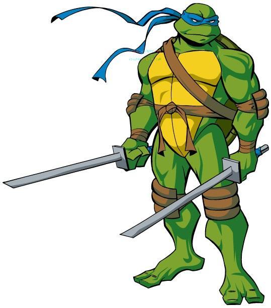 Леонардо (Черепашки-ниндзя) — Википедия