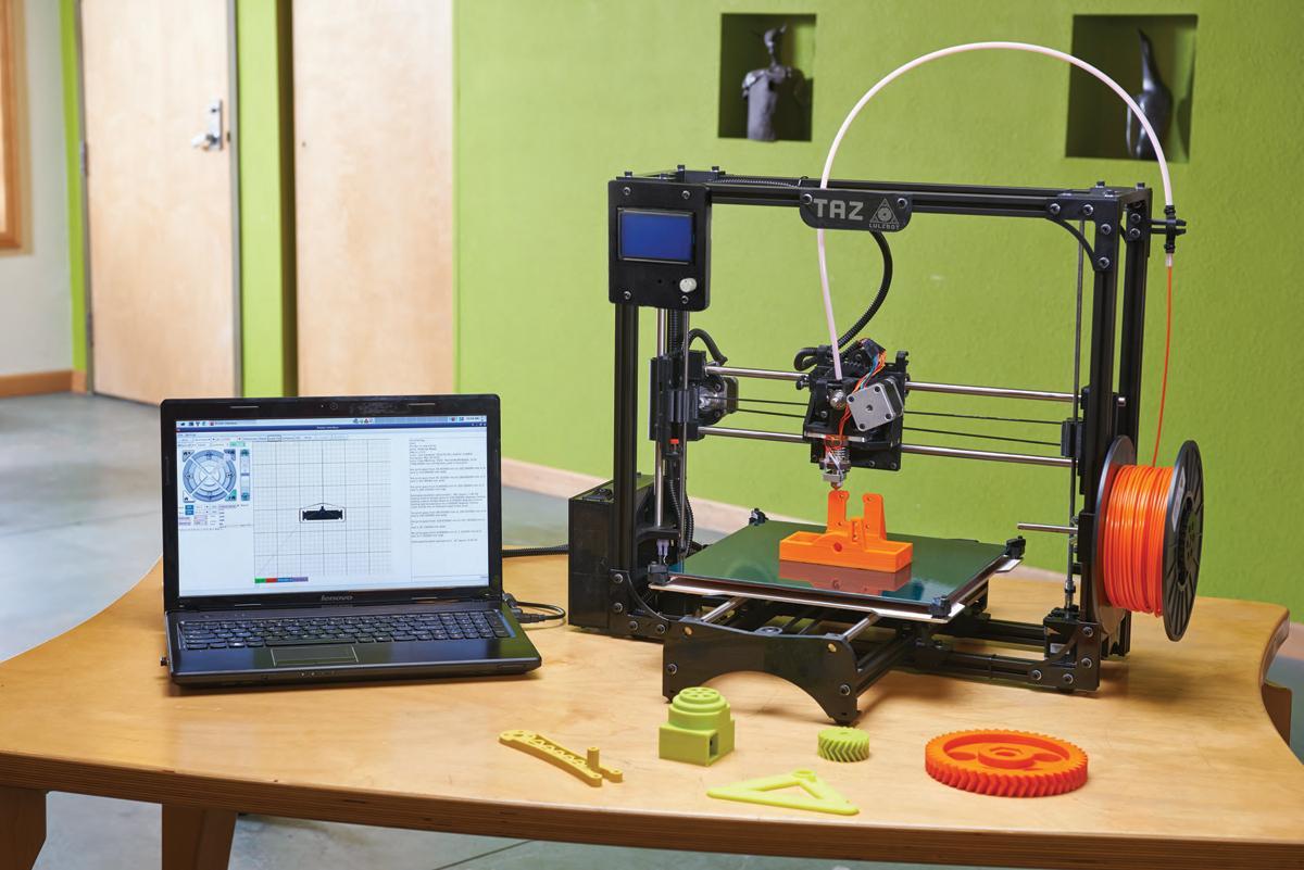 Как печатать на 3д-принтере