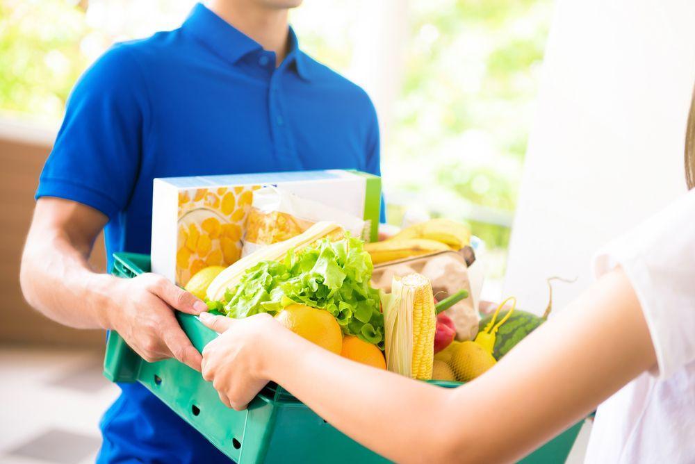 Как покупать продукты на карантине