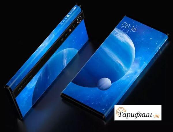 Xiaomi выпустила «бесконечный» смартфон
