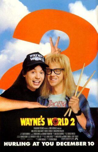 Мир Уэйна 2 — Википедия