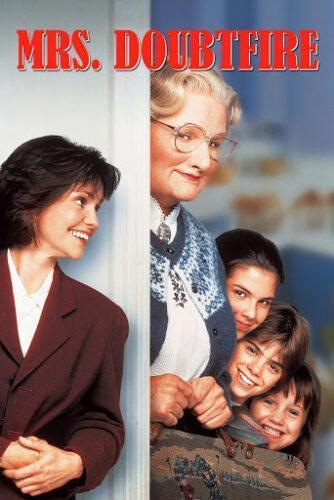 Миссис Даутфайр / Mrs. Doubtfire (1993)   AllOfCinema.com Лучшие фильмы в рецензиях