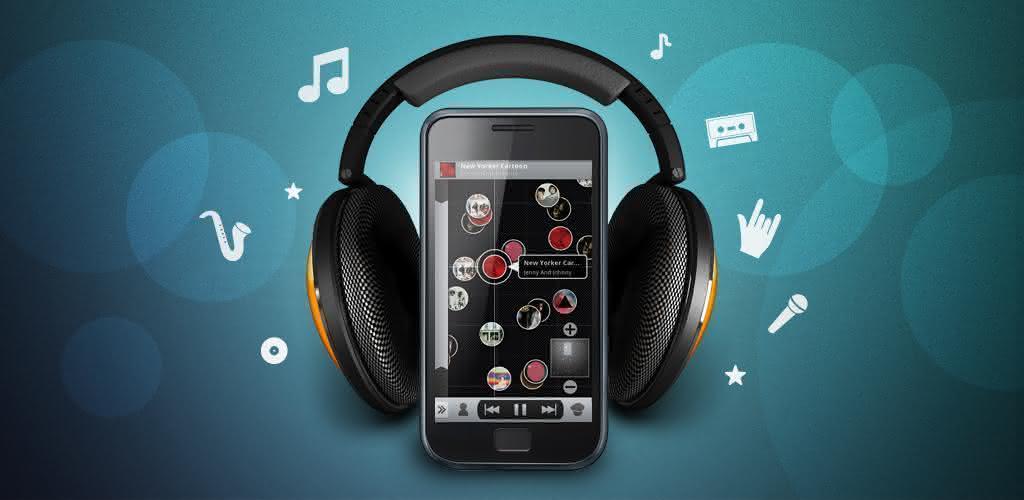 Лучший музыкальный плеер для Андроид