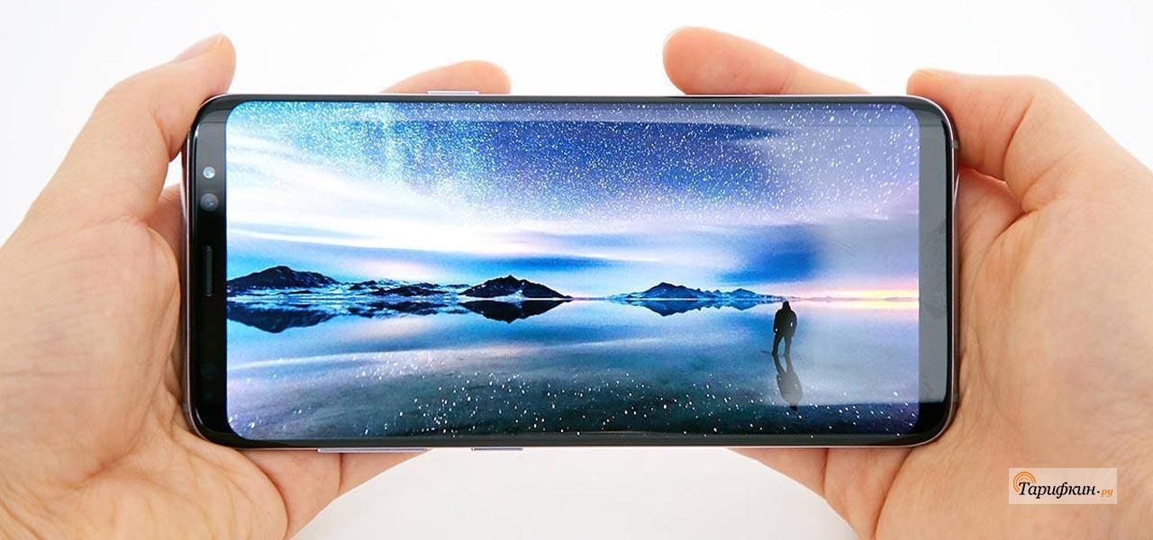 Обзор корейской копии смартфона Samsung Galaxy S8