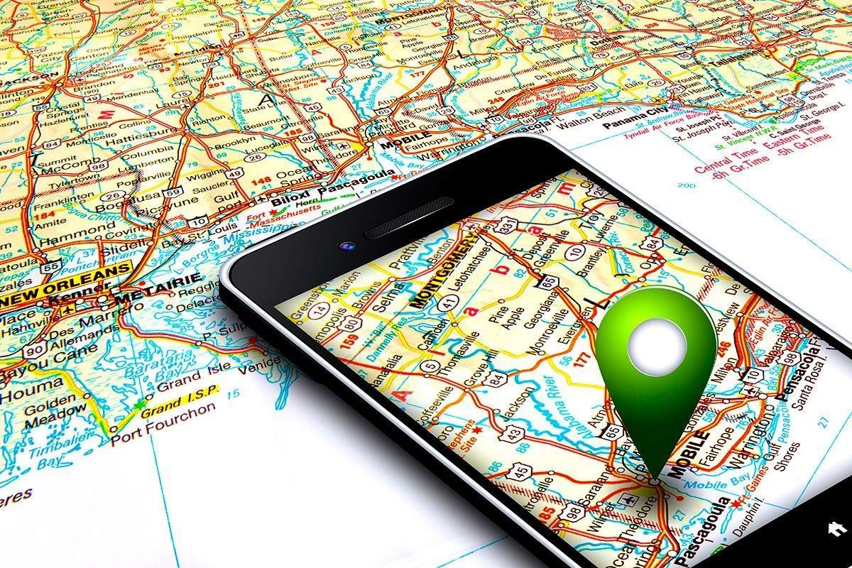 Карты для смартфонов, по которым можно ходить по улицам