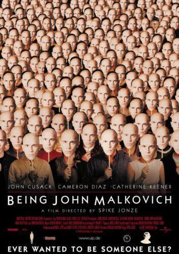 Отзывы к фильму: Быть Джоном Малковичем