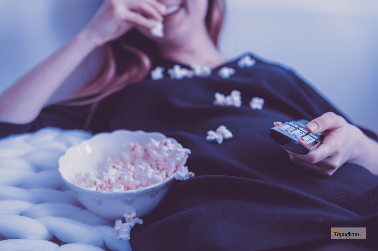 Мегафон ТВ — онлайн-кинотеатр и телевидение