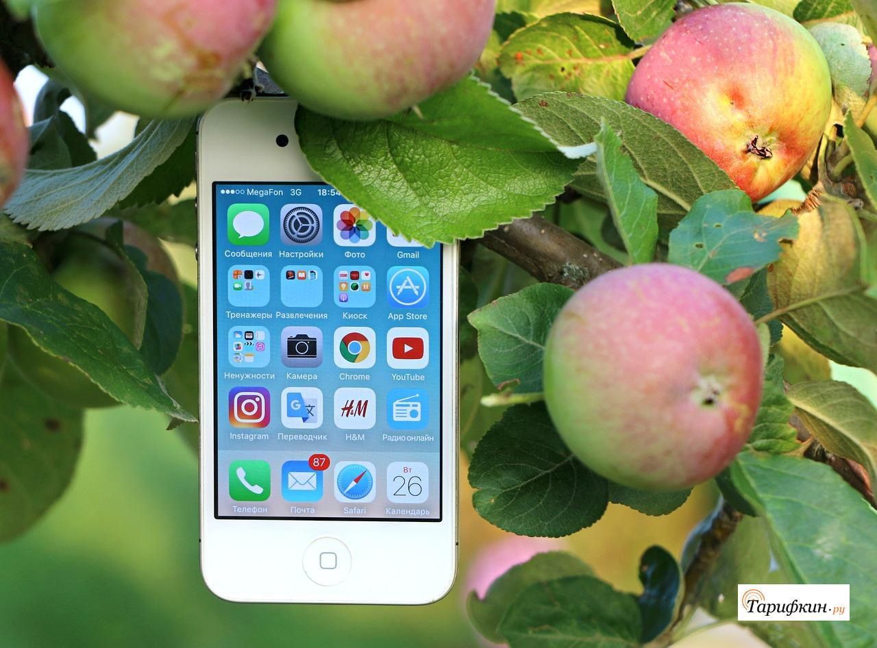 Чем iPhone лучше Android