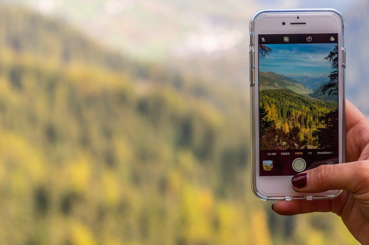 Лучшая камера для Андроид
