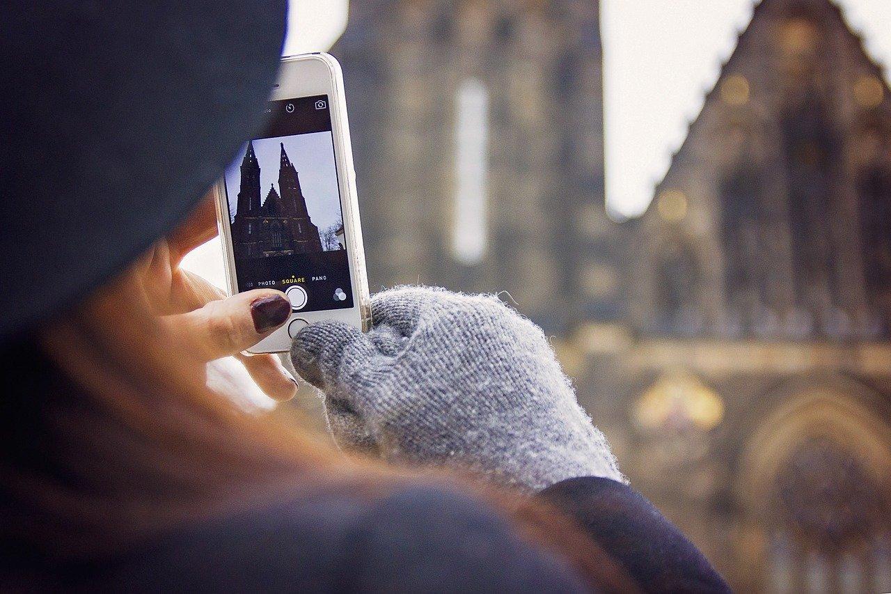 Как перекинуть фото с телефона на телефон