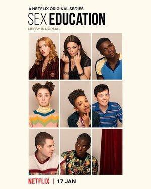 Половое воспитание (Sex Education)