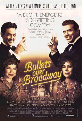 Пули над Бродвеем — Википедия