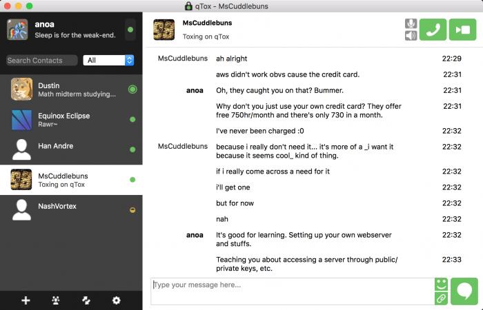 Как выбрать программу для общения