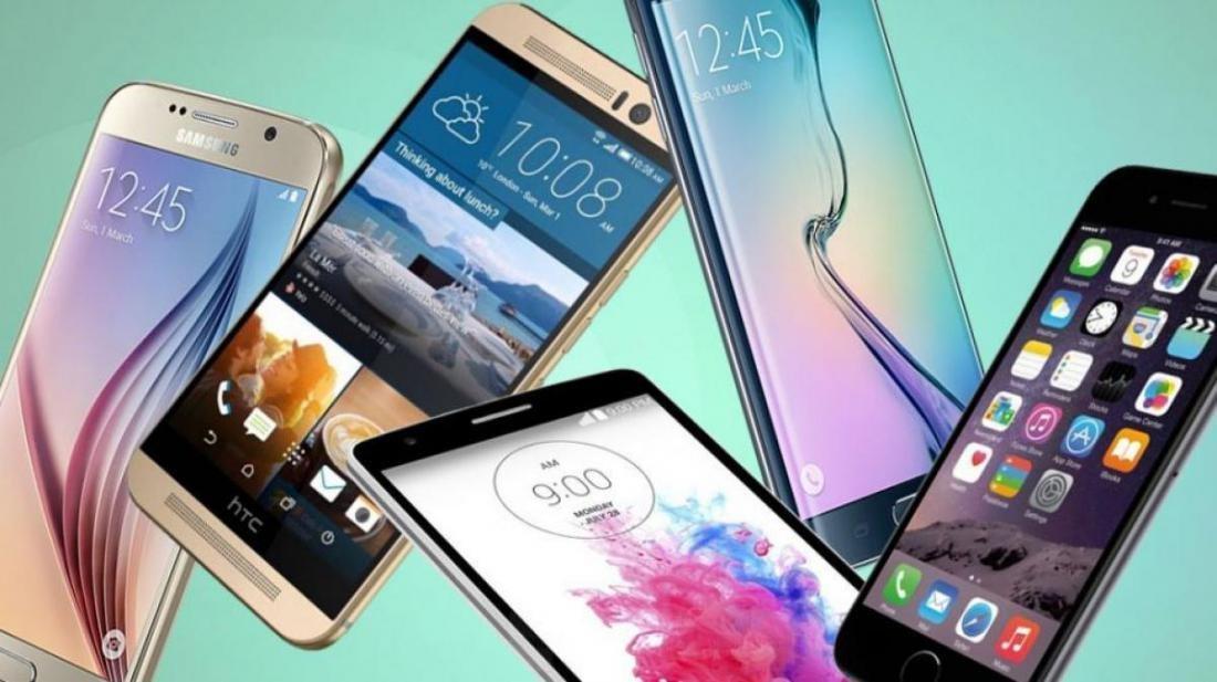 Самые новые телефоны этого года