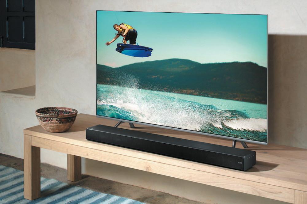 Как подключить саундбар к телевизору Samsung