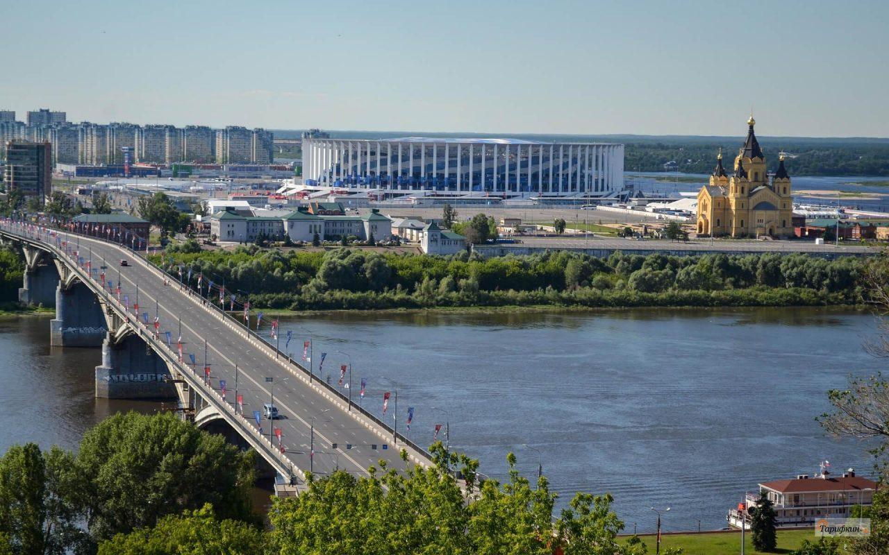 Тинькофф Мобайл в Нижнем Новгороде и Нижегородской области