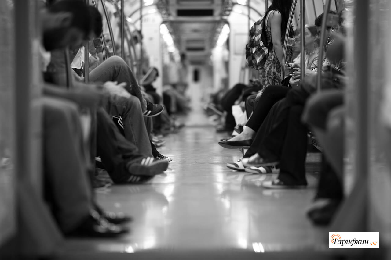 МегаФон подарил своим абонентам бесплатный интернет в метро