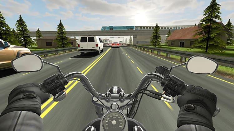 Управление изменение угла наклона смартфона в гоночных симуляторах повышает уровень погружения в игровой процесс и улучшает точность вхождения в поворот