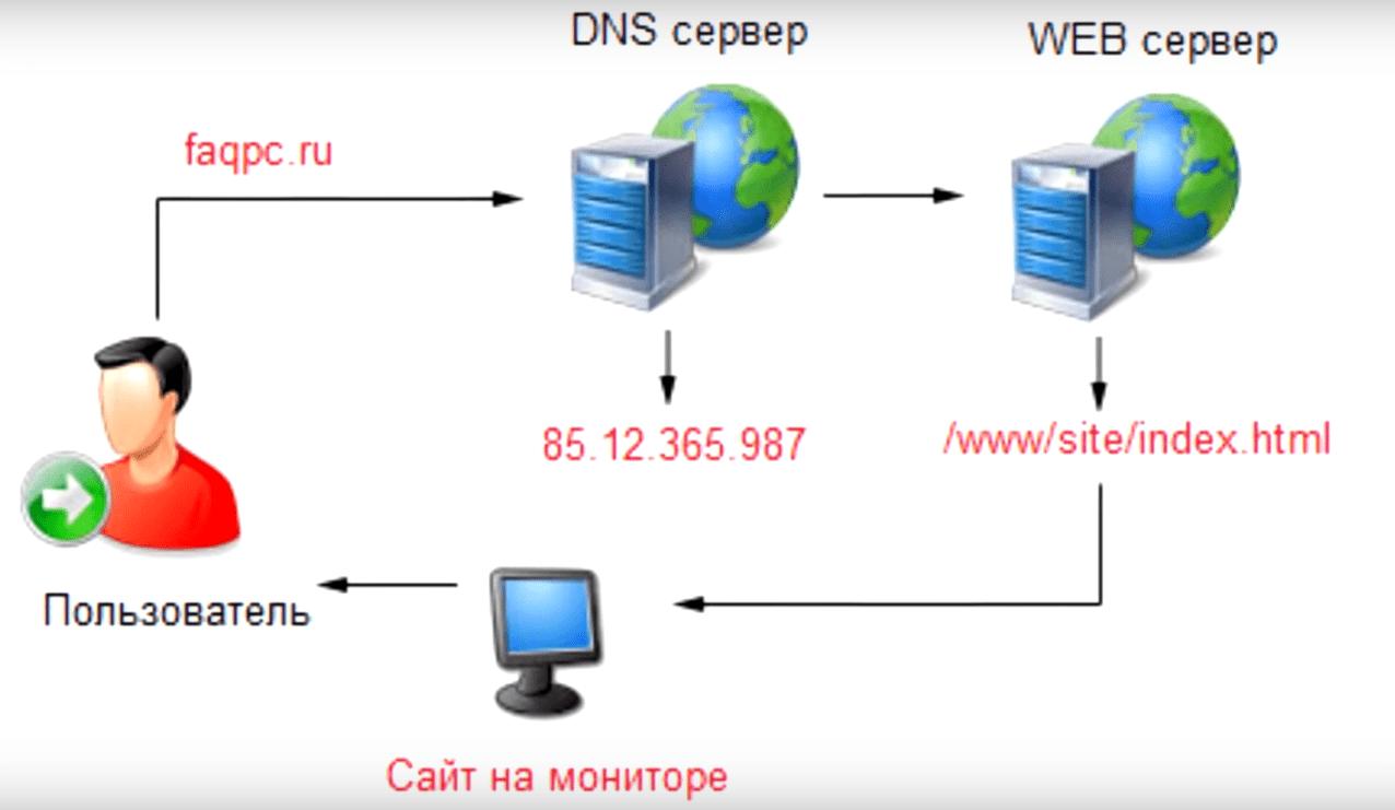 DNS в информатике — что это простыми словами