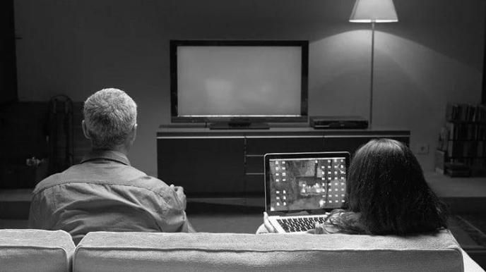 Почему пропало изображение на телевизоре, а звук есть